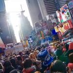 タイムズスクエアの画像