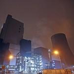 発電所の画像