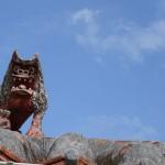沖縄のシーサーの写真