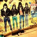 ロックバンドの画像