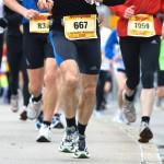 マラソンランナーの写真